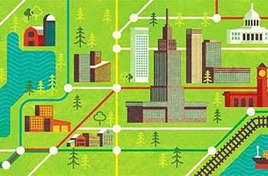 Опрос населения о их заинтересованности во внедрении решений «умного города»