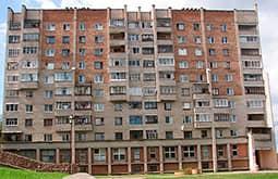 г. Новополоцк, ул. Парковая, 18-110а