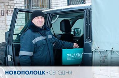 Об ответственной, порой рискованной, но интересной работе аварийной службы Новополоцкого КУП «ЖРЭО»