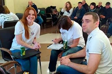 В интеллектуальной игре команд работников ЖКХ победили полочане