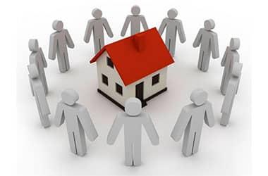 Правительством урегулированы вопросы совместного домовладения